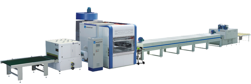 WD-2800 automatic reciprocating painting machine